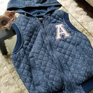 3 FOR $15 Quilted Zip up Vest
